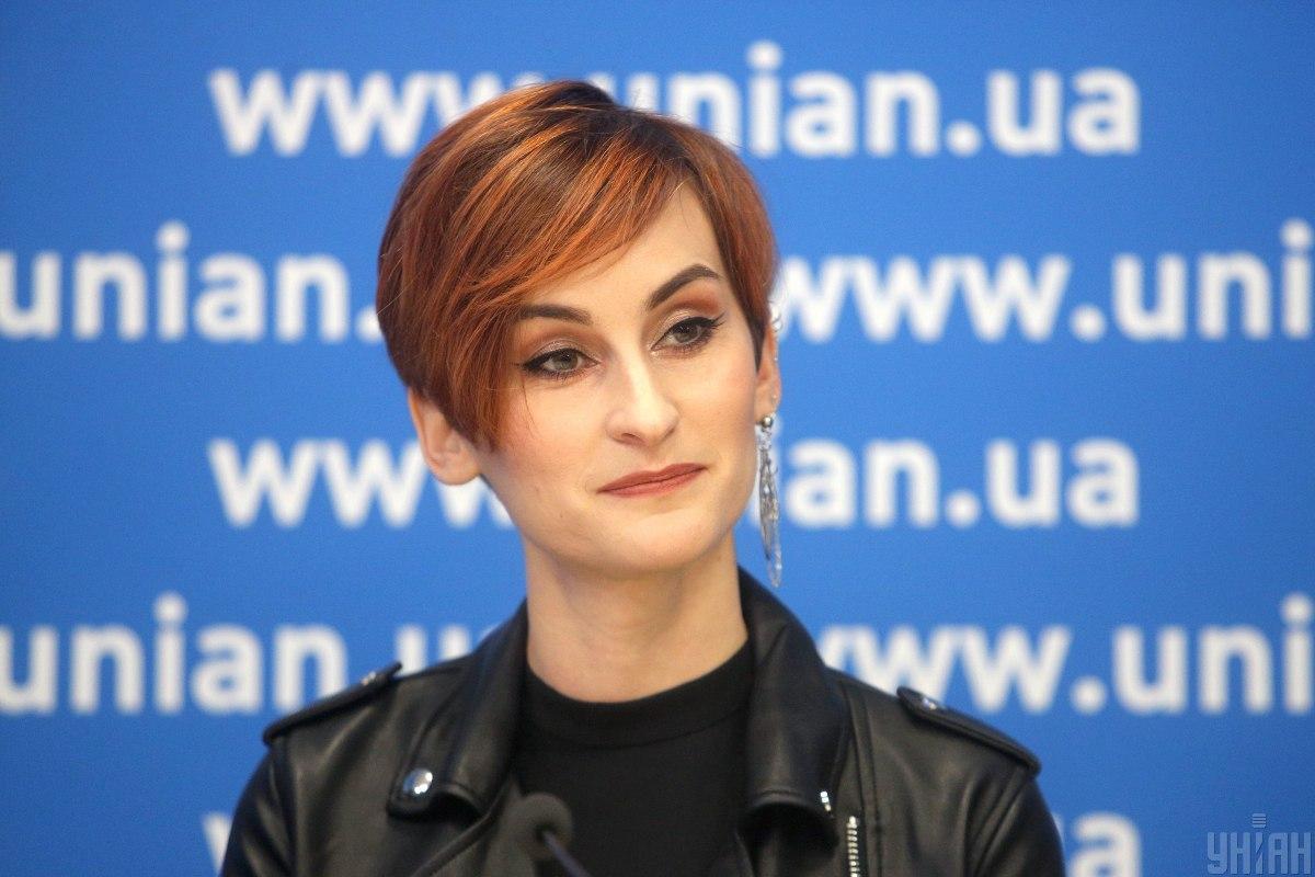 КатеринаПавленко зазначила, що гурт відстежує дописи про себе / фото УНІАН