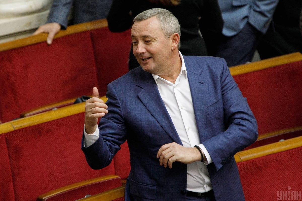 Депутата Владислава Поляка спіймали на кнопкодавстві/ фото УНІАН