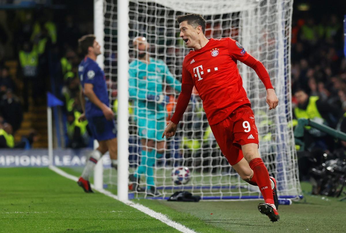 Челси - Бавария / REUTERS