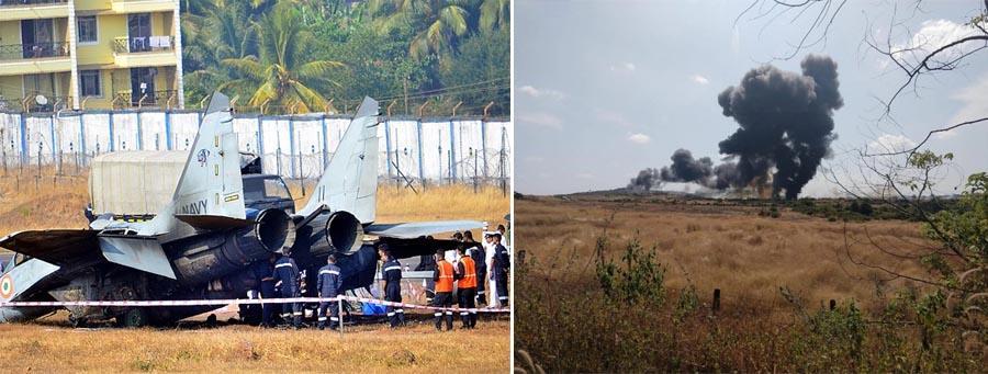 Это вторая авария в Индии с участием российского истребителя / defence-ua