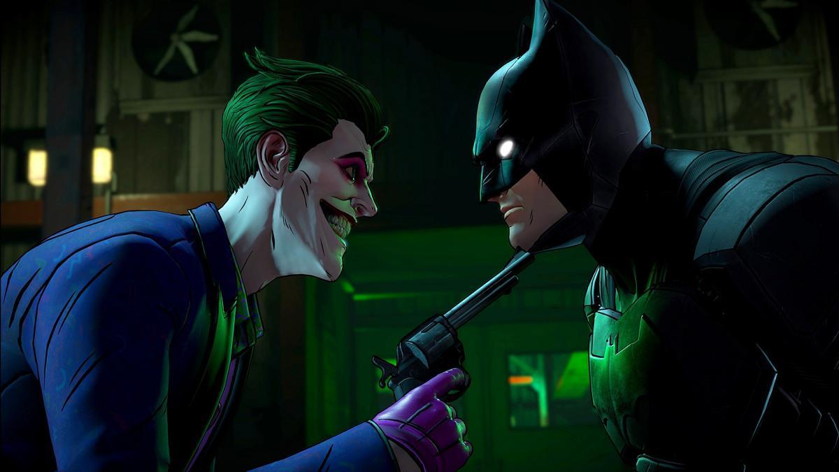 Batman: The Enemy Within будет доступен подписчикам Live Gold с 1 по 31 марта / store.steampowered.com