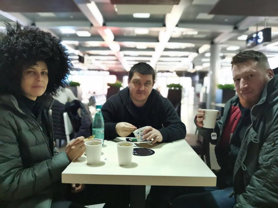 Россиянке запретили въезд в Украину / facebook.com/julia.chicherina