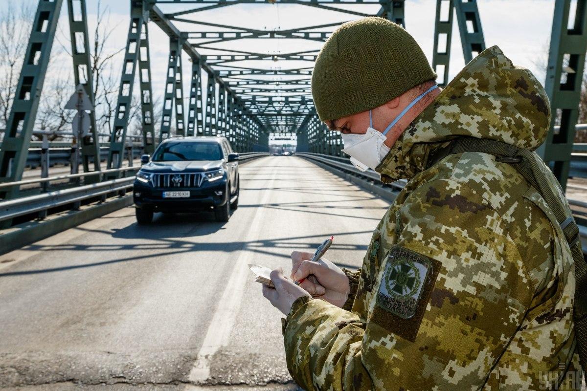 СНБО будет решать, закрывать ли границы / Фото УНИАН