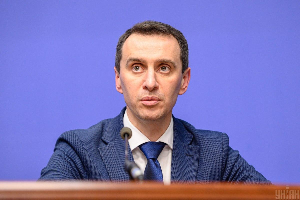 Виктор Ляшко отметил, что МИНЗДРАВ Украины использует изделия отечественного производителя / фото УНИАН