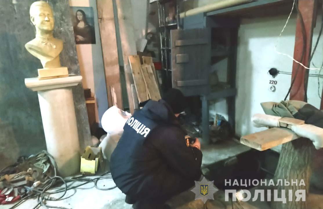 Чоловікові загрожує довічне позбавлення волі / фото ГУ НП в Рівненській області
