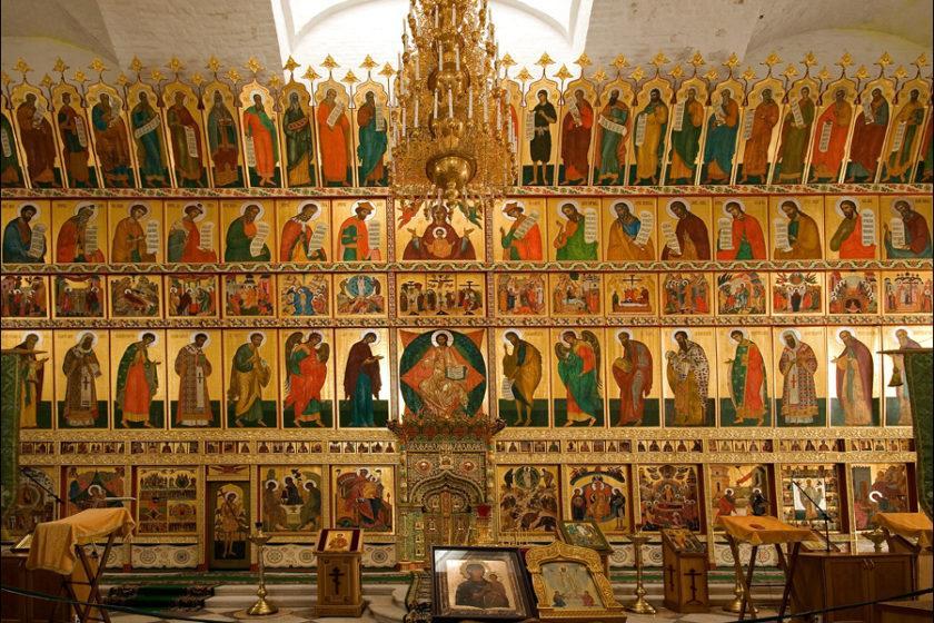 В стоимость контракта входит изготовление икон и царских врат/ фото: pravoslavie.fm