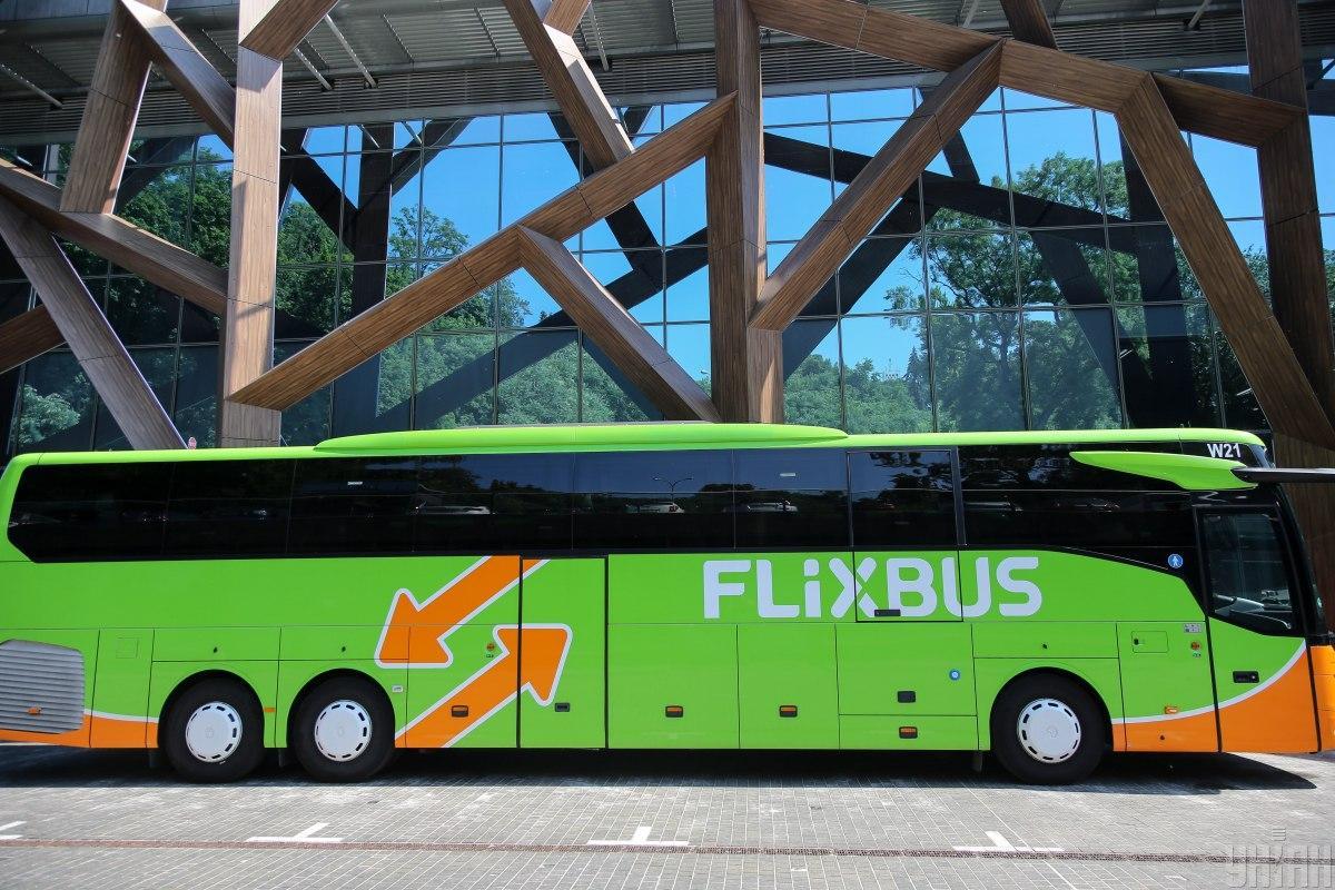 У планах FlixBus - внутрішні перевезення по Україні / Фото УНІАН