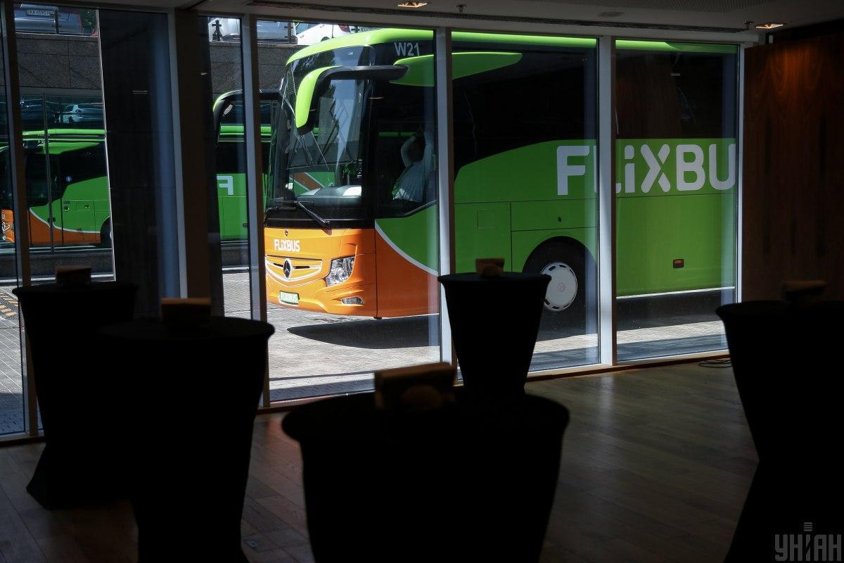 Головна ідея FlixBus - багато маршрутів за доступними цінами / Фото УНІАН
