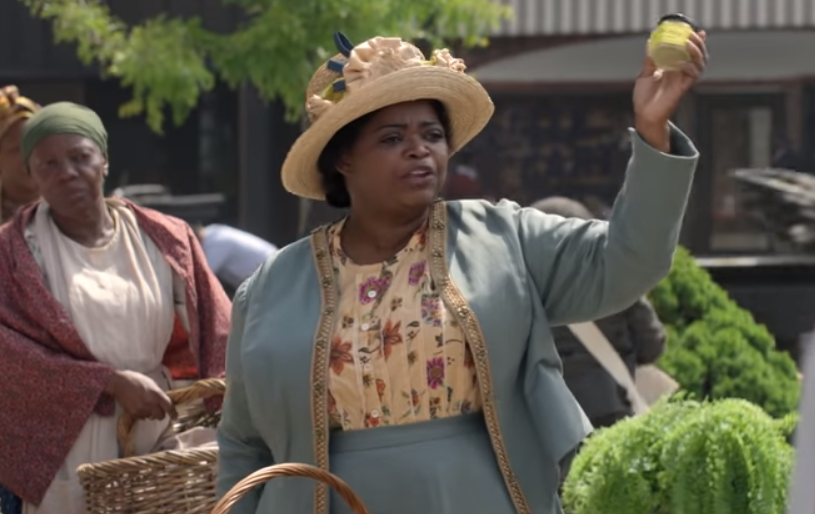 У центрі сюжету шоу - життя афроамериканської підприємниці \ скріншот з відео