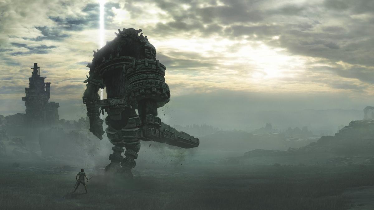 Shadow of the Colossus дадут бесплатно подписчикам PS Plus / скриншот