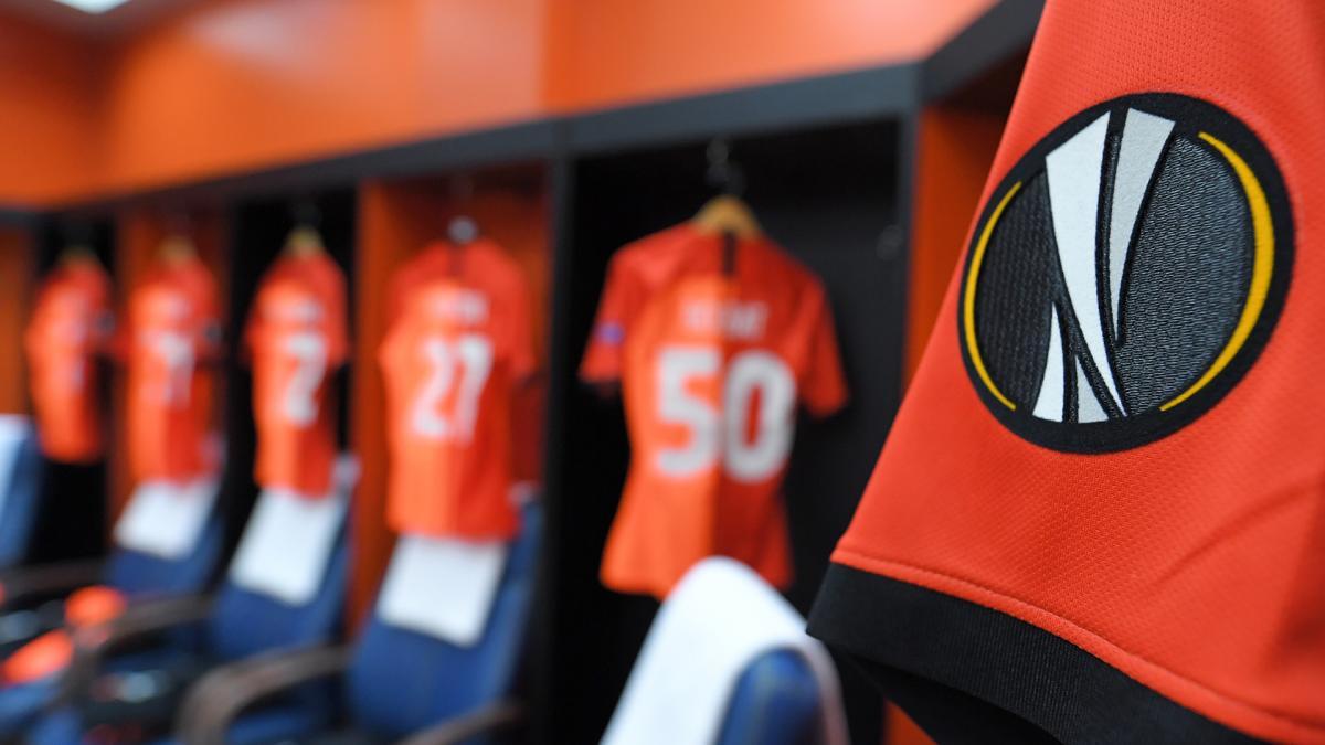 Шахтар спробує пробитися в 1/8 фіналу Ліги Європи / фото: ФК Шахтар