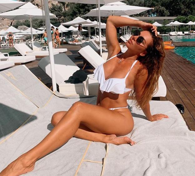 Седокова в прекрасной форме / instagram.com/annasedokova