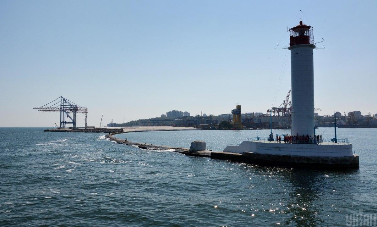 Воронцовський маяк офіційно став туристичним об'єктом / фото УНІАН