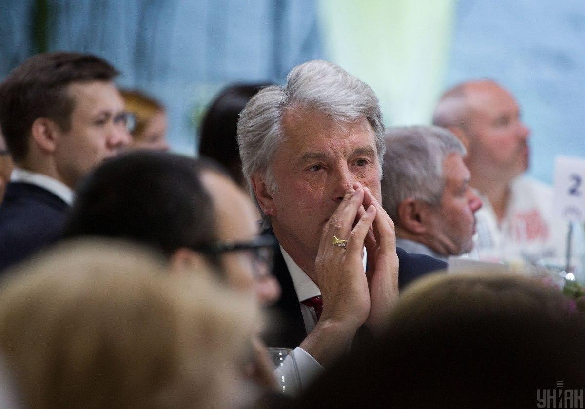 Yushchenko says that Merkel was against the MAP for Ukraine / Photo UNIAN
