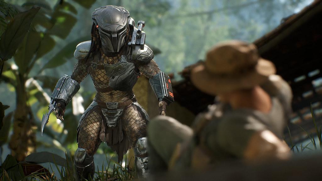 Подписчики PS Plus получат доступ к пробной версии Predator: Hunting Grounds / blog.eu.playstation.com