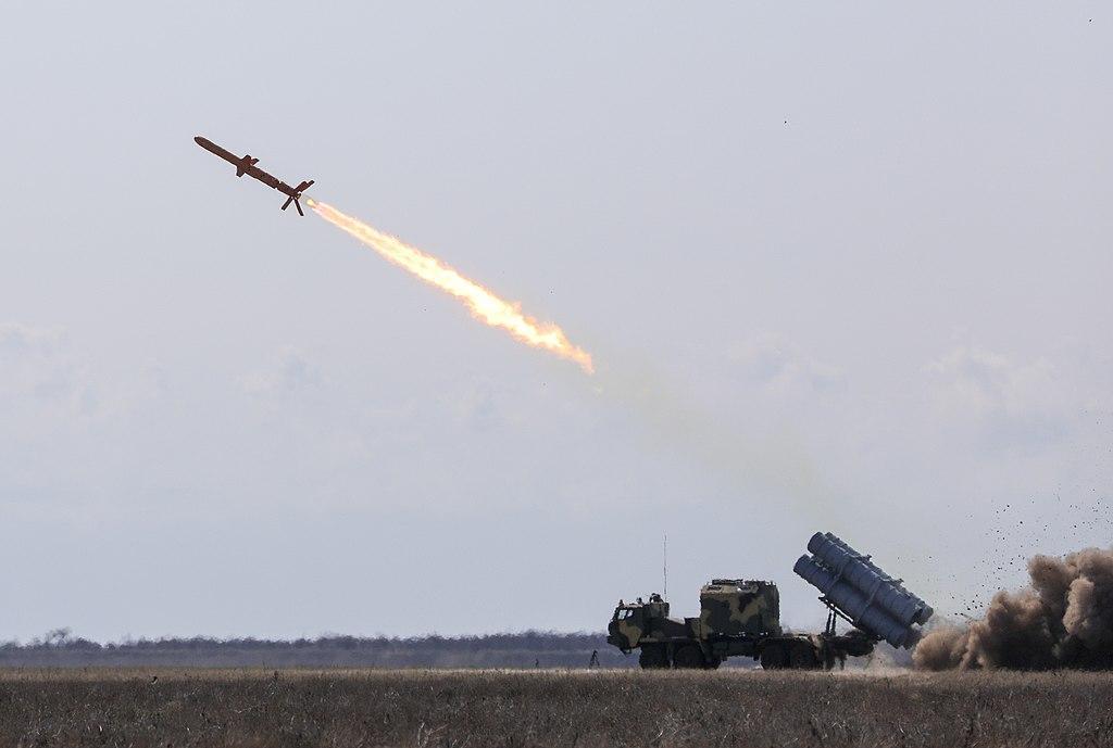 """Украинская армия получит РК """"Нептун"""" / Фото: Википедия"""
