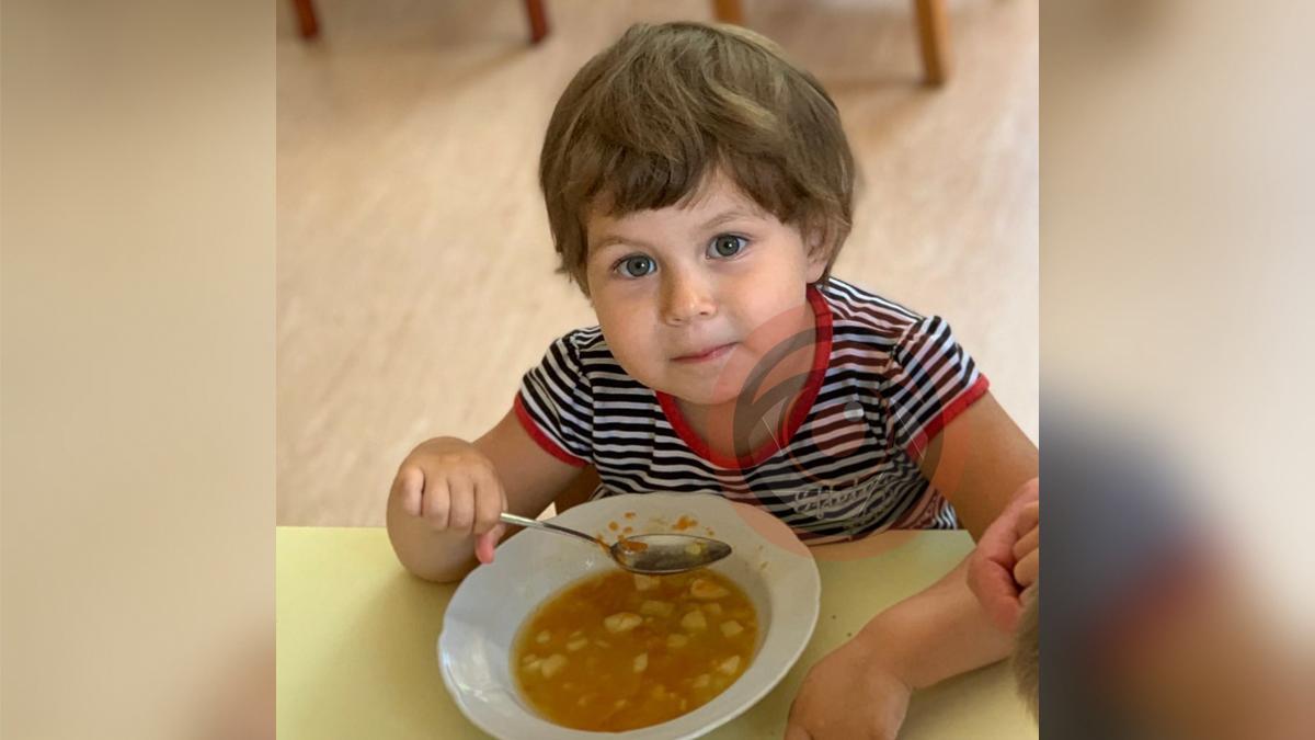 3-річна Анжела Туманян / kiev.informator.ua