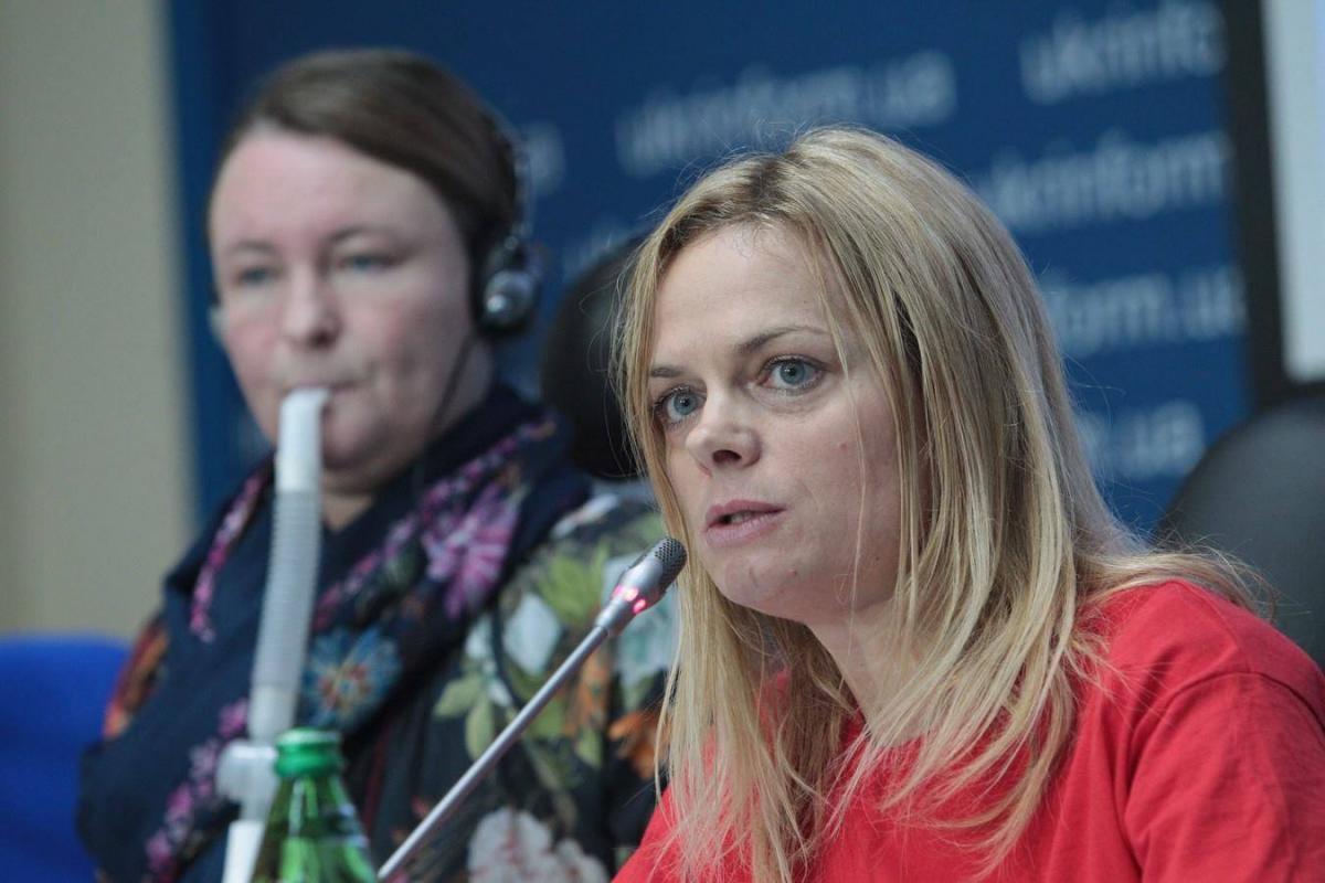 """Активістка Тетяна Кулеша розповіла про допомогу людям з рідкісними орфанними захворюваннями / Facebook, ГС """"Орфанні захворювання України"""""""