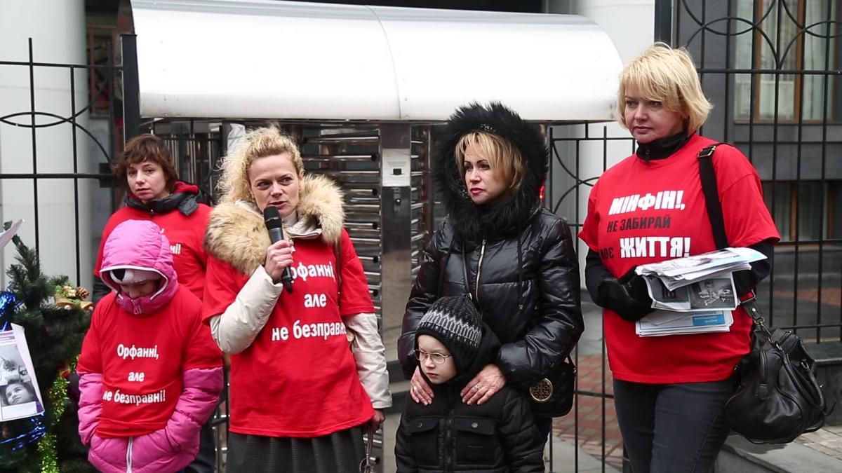 """Активістка попереджає:кожна людина у світі, теоретично, може стати батьком дитини з рідкісним захворюванням / Facebook, ГС """"Орфанні захворювання України"""""""