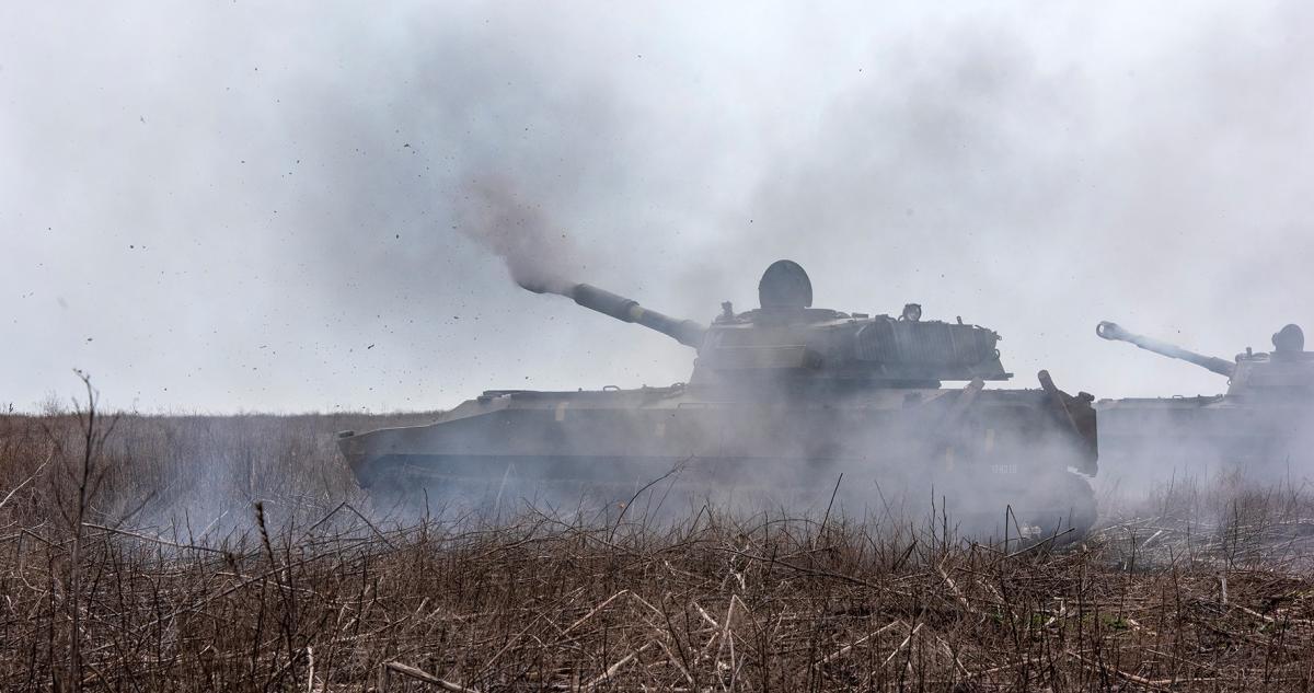 На Донбассе ранили украинского воина / Фото: ООС
