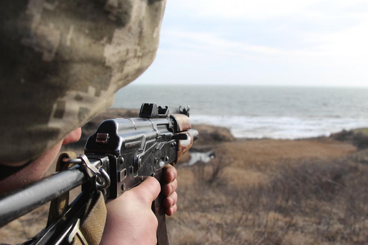 Боевики продолжают нарушать режим тишины / Фото: ООС
