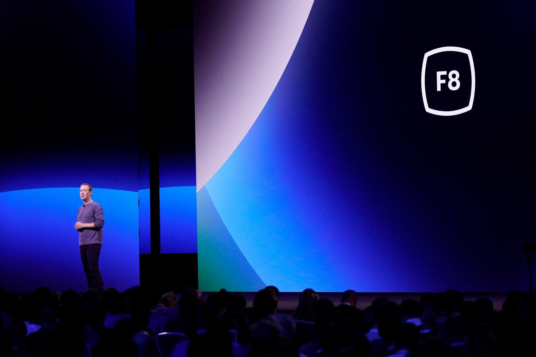 Весенняя конференция F8 - главное событие года Facebook / фото Facebook
