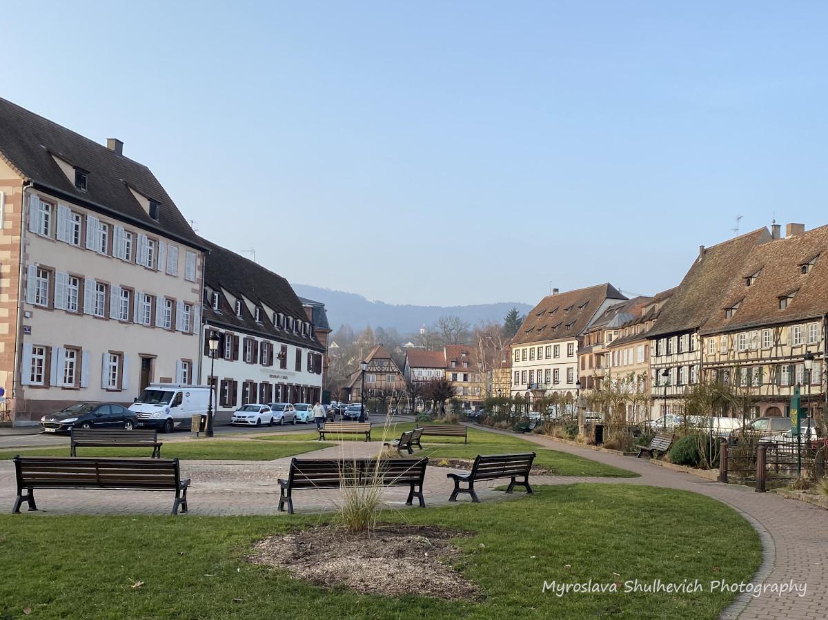Віссембург може похвалитися багатою і довгою історією / фото Myroslava Shulhevich