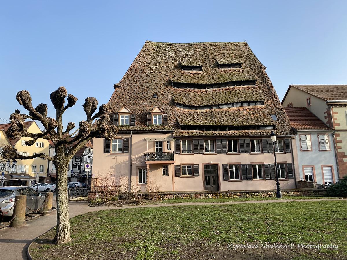 Соляний будинок у Віссембургу / фото Myroslava Shulhevich