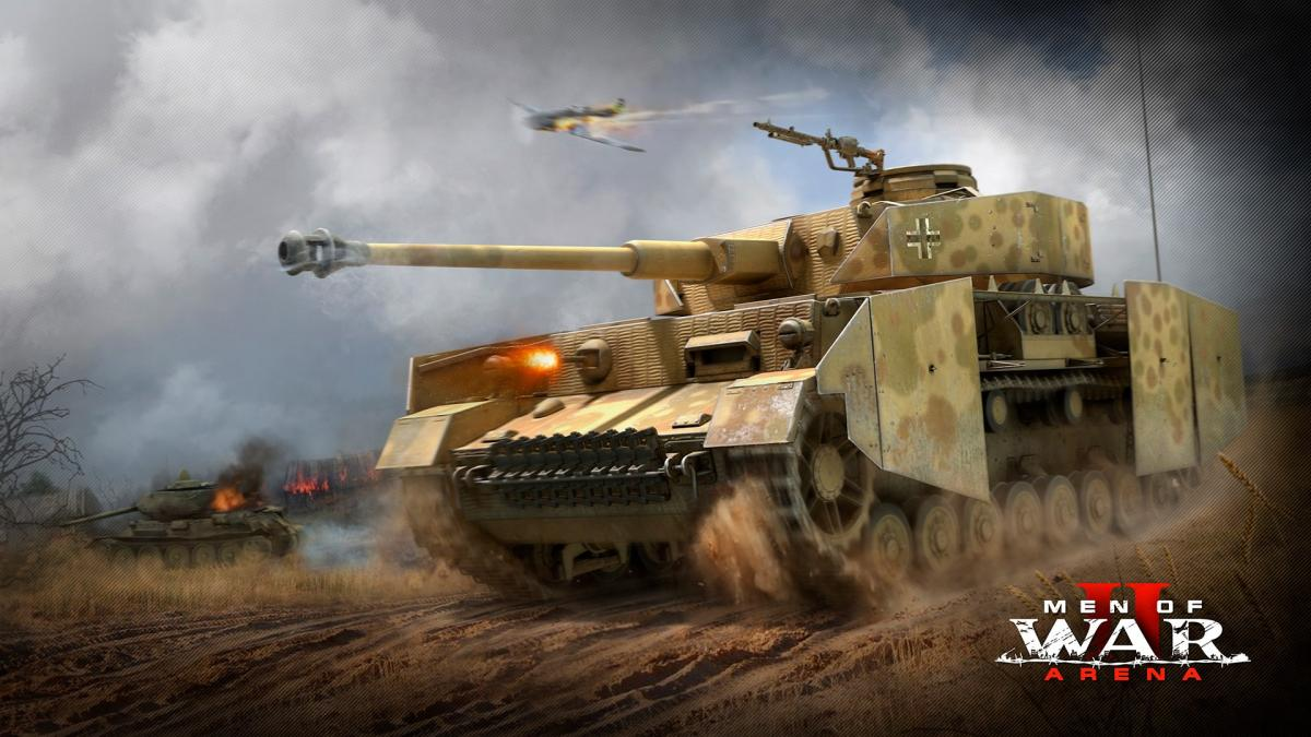 Men of War II: Arena / menofwar2.ru