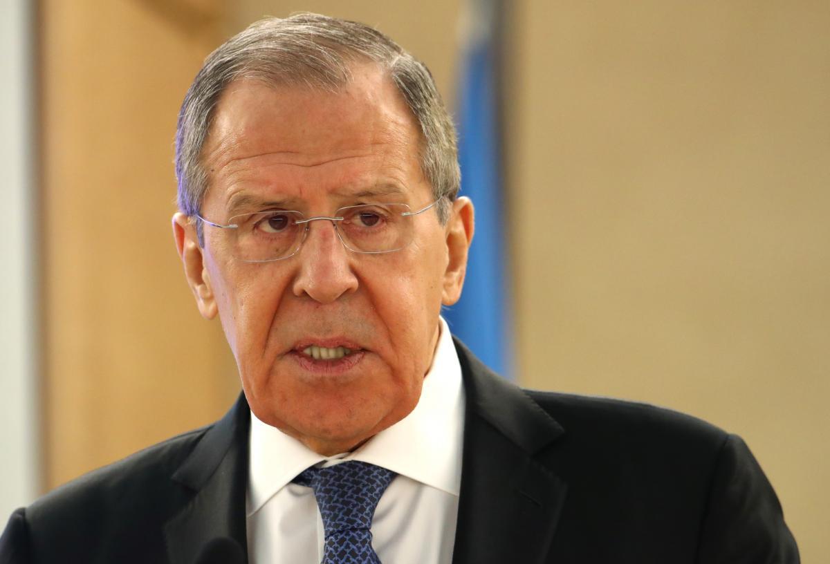 Лавров пустился в рассуждения о кризисе либерализма / Фото: REUTERS