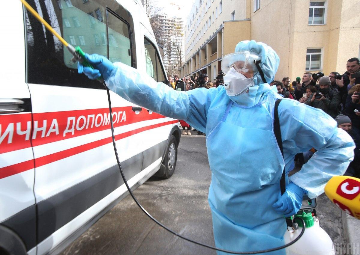 Коронавирус добрался до Украины / Фото УНИАН