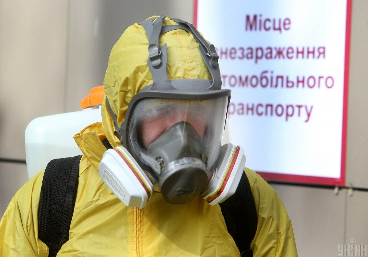 Украина может получить дополнительные деньги от ВОЗ для противодействия коронавирусу / фото УНИАН