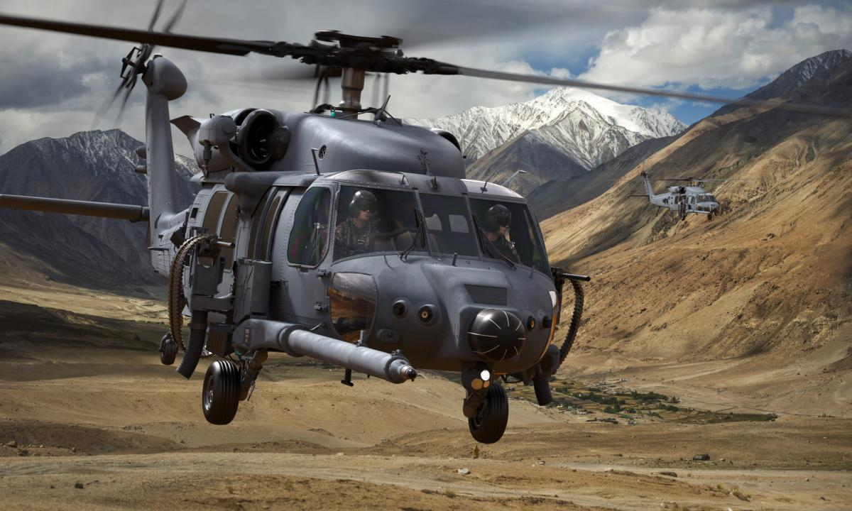 HH-60W/Lockheed Martin