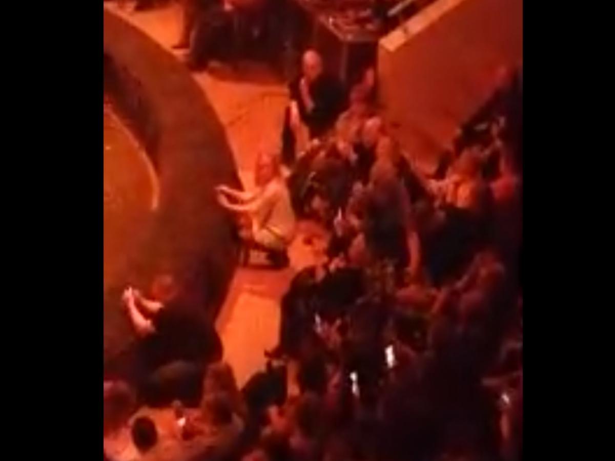 Причины конфликта пока выясняются/ скриншот из видео