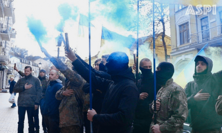 Активісти протестували біля офісу ЄБА / aspi.com.ua