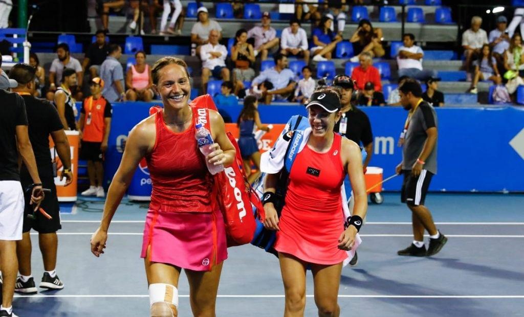 Бондаренко і Фічман - за крок від титулу / фото: tennisua.org