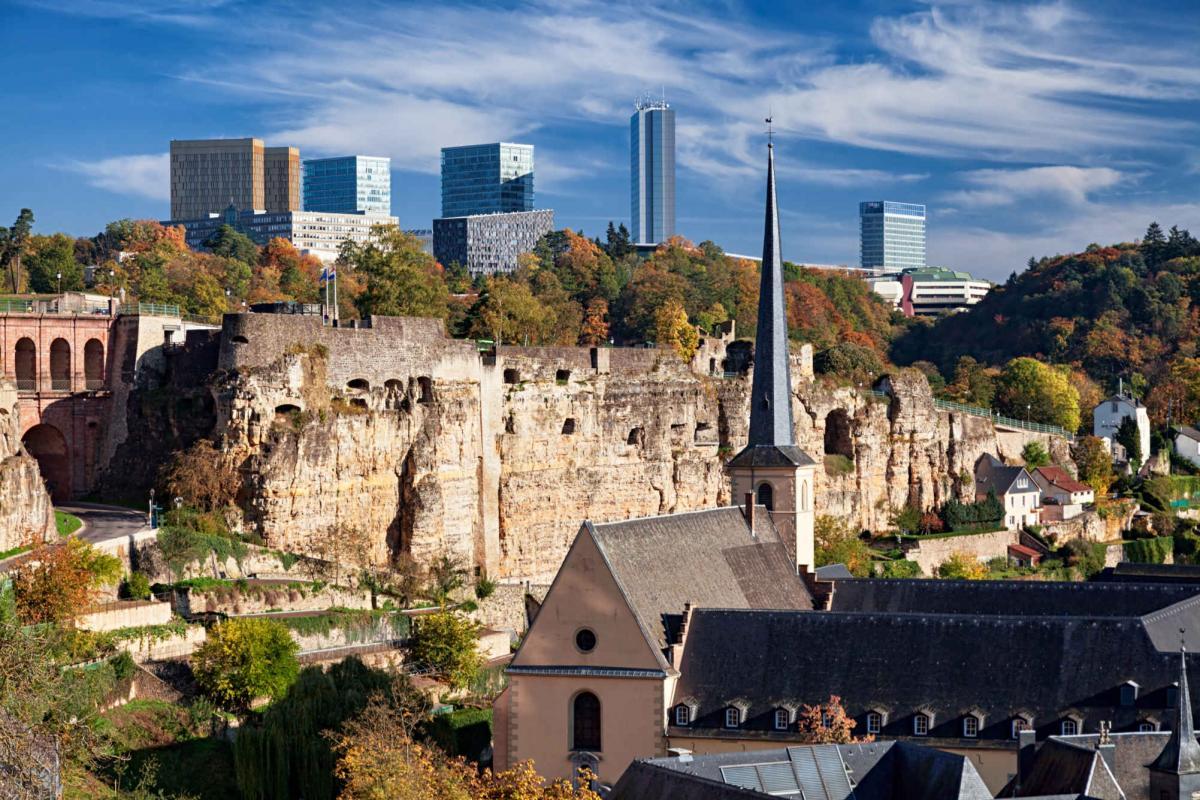 Люксембург стал первой вмире страной сбесплатным проездом вобщественном транспорте