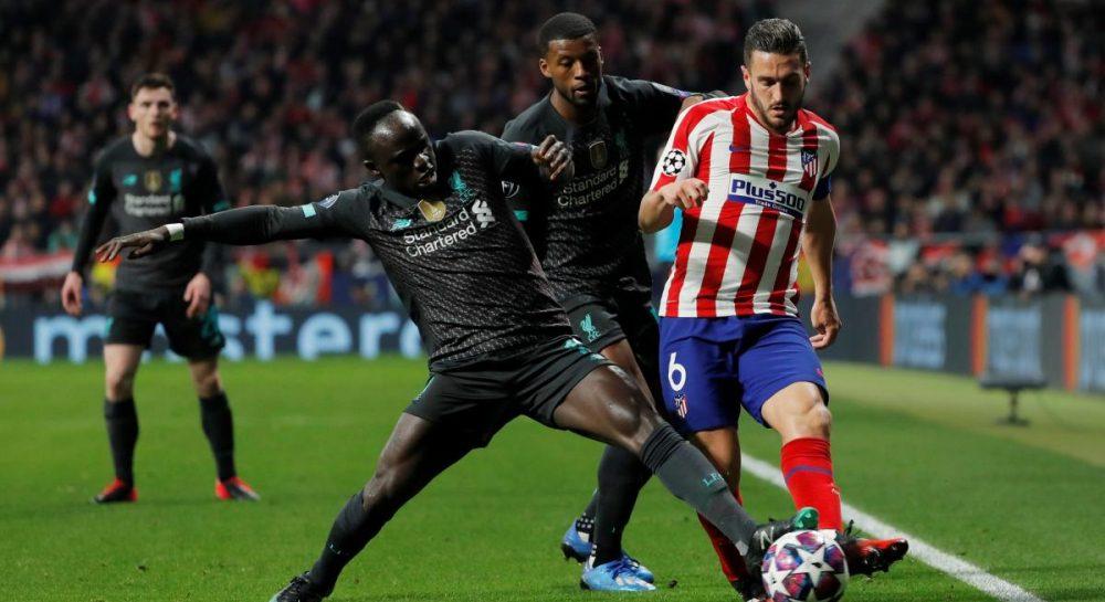 Атлетико - Ливерпуль: онлайн-трансляция матча Лиги чемпионов