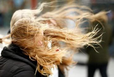 Киевлян предупредили о шквальном ветре