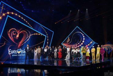 В Украине прошел второй полуфинал Нацотбора на Евровидение 2020 (видео)