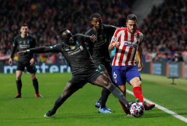Атлетико - Ливерпуль - 1:0: онлайн матча Лиги чемпионов