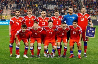 Збірній Росії з футболу заборонили брати участь у ЧС-2022 - ЗМІ - Новини футболу