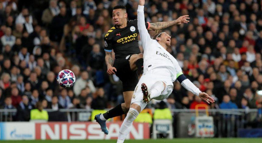 Ліга чемпіонів: Ман Сіті за десять хвилин шокував Реал, Ювентус програв у Франції