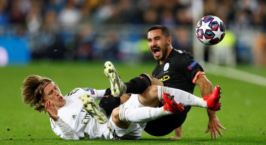 Реал - Манчестер Сіті: онлайн матчу Ліги чемпіонів