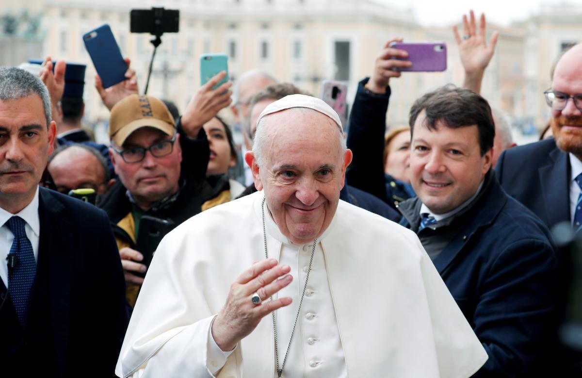 """Не стоит ждать начала """"революции"""" в Ватикане / REUTERS"""