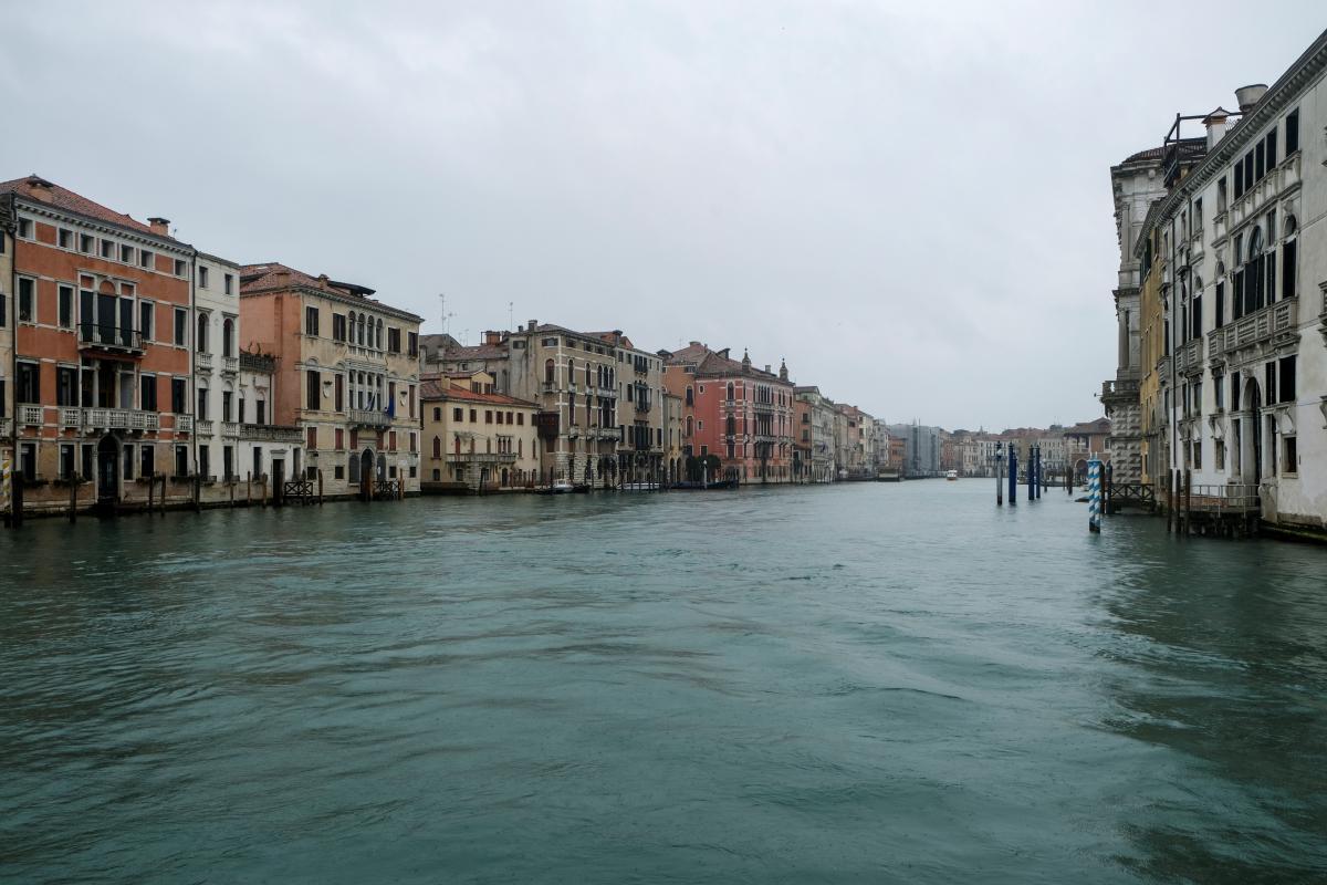 Венеція регулярно страждає від повеней / фото REUTERS