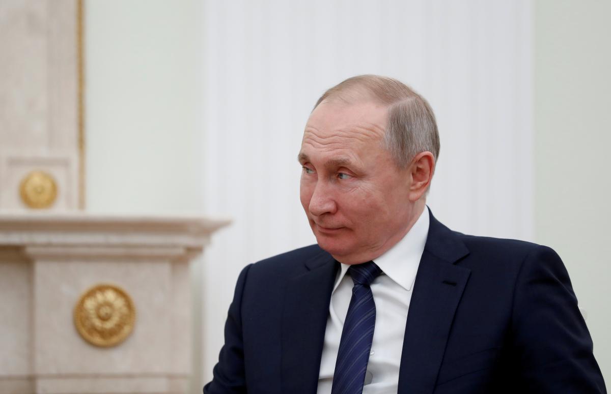 Владимир Путин уже не впервые берется «переписывать» историю военных событий XX века / REUTERS