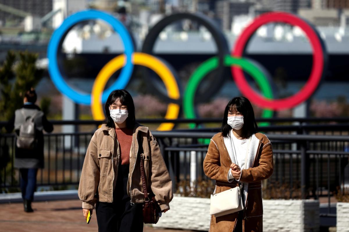 Олимпийские игры пройдут в Японии / фото REUTERS