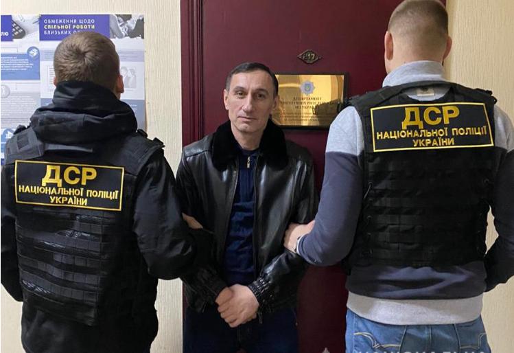 Цього кримінального авторитета з 2016 року розшукують правоохоронці Іспанії /npu.gov.ua