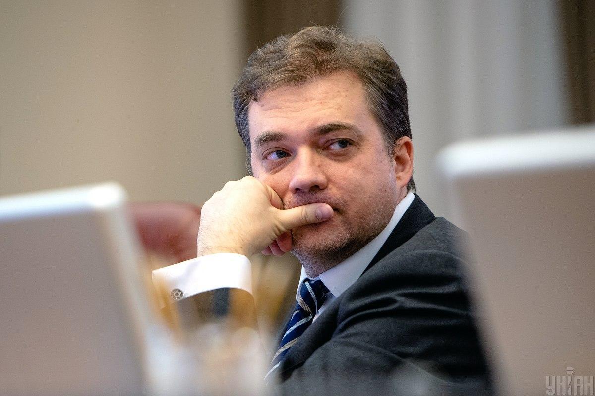 Андрея Загороднюка могут отправить в отставку / фото УНИАН